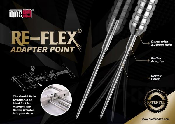 ONE80 - Reflex Adapter Spitzen