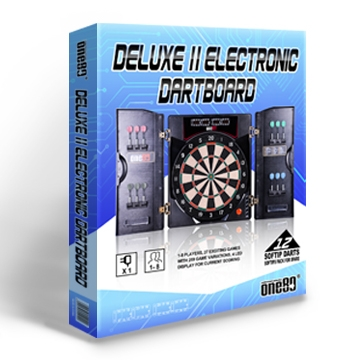One80 Deluxe 2 Electronic Dartboard